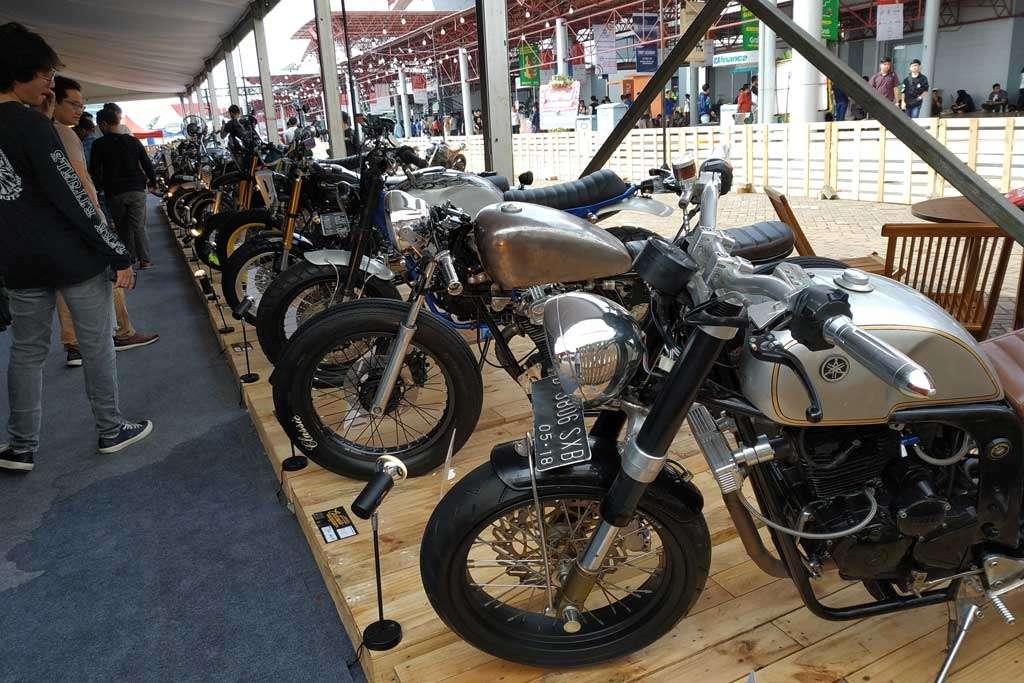 Indonesian Custombike Expo & Championship, Serba Serbi Motor Custom