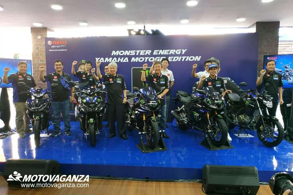 Yamaha Serbu PRJ 2019 dengan 5 Livery MotoGP Edition
