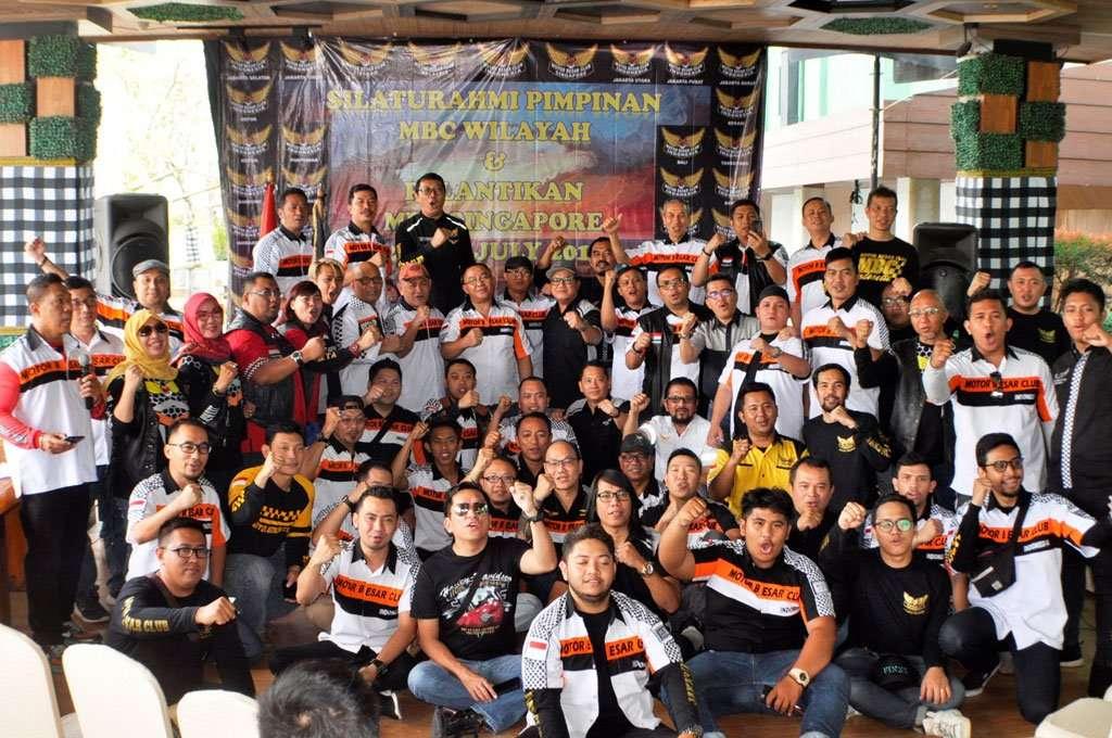 MBCI Gelar Rakerpim dan Silaturahmi Antar Pimpinan Wilayah