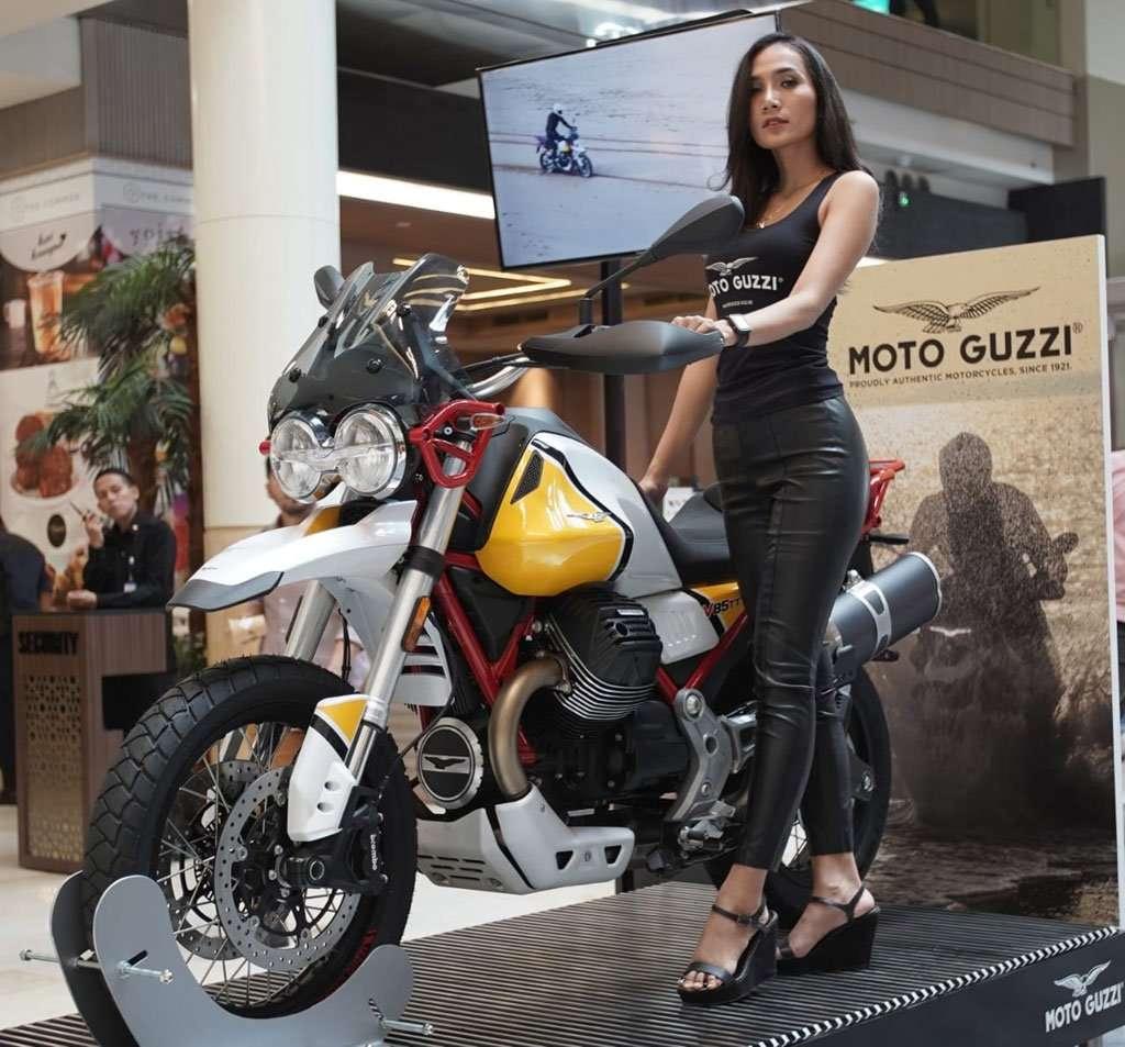 Tertarik Pada Moto Guzzi V85 TT? Anda Bisa Miliki dengan Cicilan 0 Persen