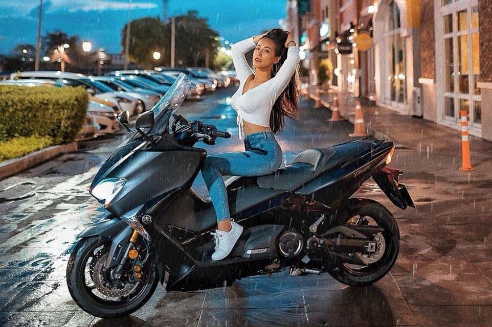 5 Lady Bikers Paling Hot di Instagram