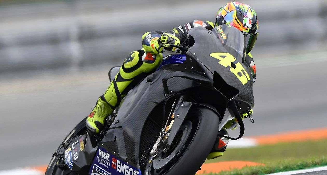 Test Yamaha M1 2020: Rossi Tak Puas, Vinales Acuh Tak Acuh