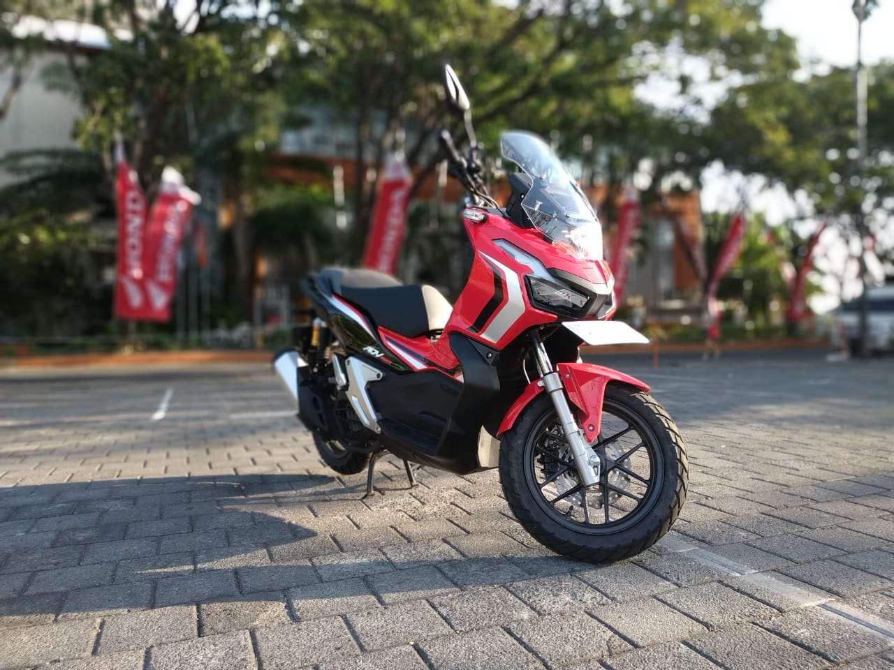 Honda ADV 150 Sudah Terpesan 8.000 Unit