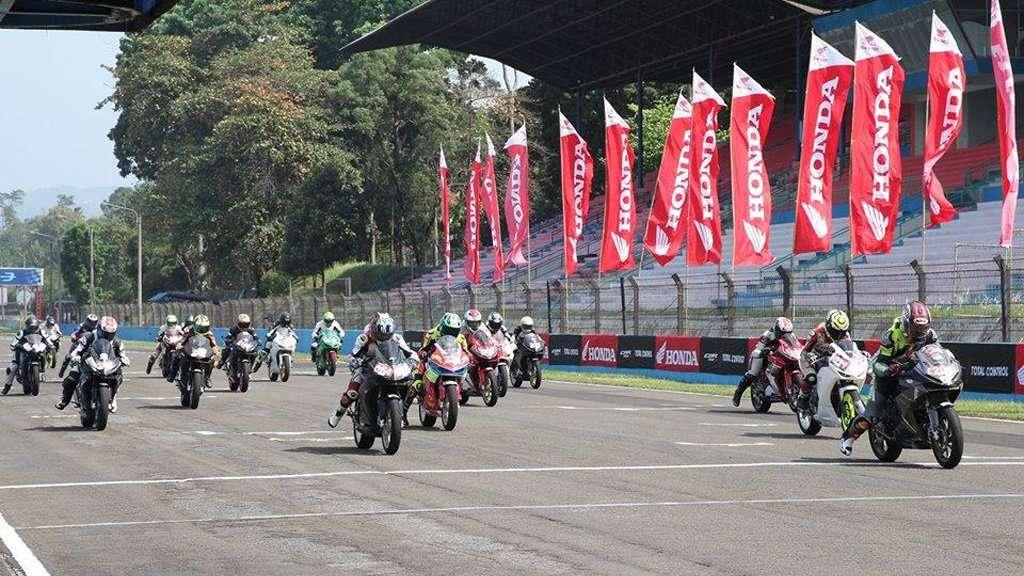 Indonesia CBR Raceday, Diikuti 215 Peserta Plus Ada Kelas Baru