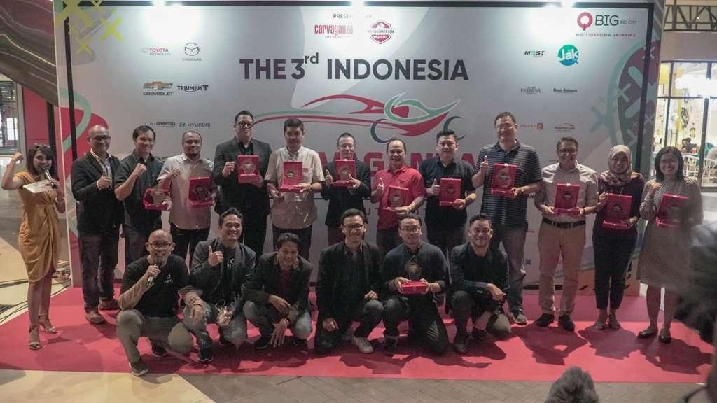 Motovaganza Awards 2019 Pilih 3 Motor Terbaik