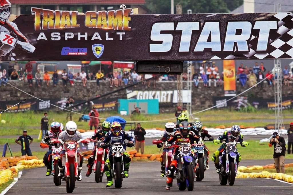 Makin Panas di Trial Game Asphalt 2019 Seri Ketiga Yogyakarta