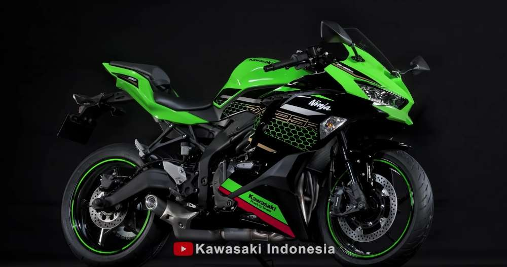 TOKYO MOTOR SHOW 2019: Kelebihan Kawasaki Ninja 250 4 Silinder