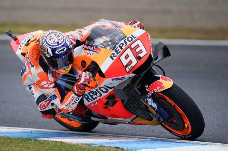 Marquez Raih Pole ke-90 Dalam Karirnya, Rossi Posisi 10