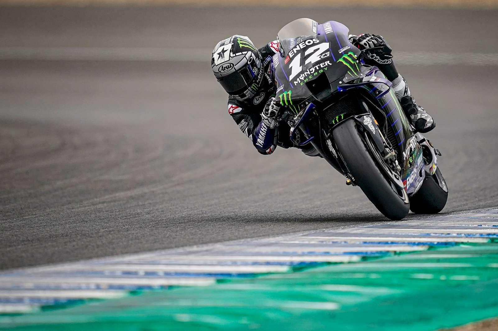 Kalah Cepat, Rossi Puji Vinales Karena Buktikan Yamaha M1 2020 Bagus