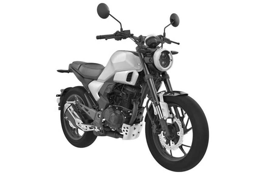 Akhirnya Honda Bakal Rilis Motor Retro Lawan Yamaha XSR155