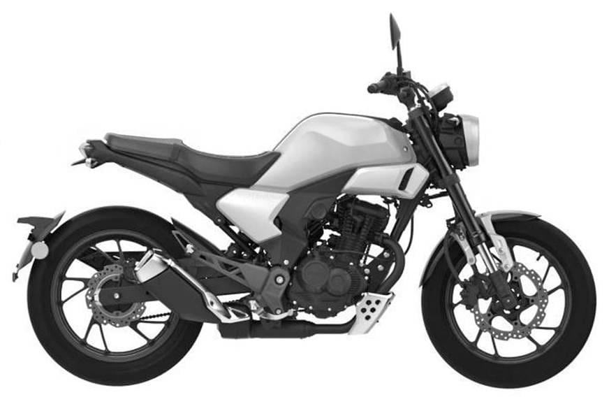 Untuk menjelaskan desain motor Honda