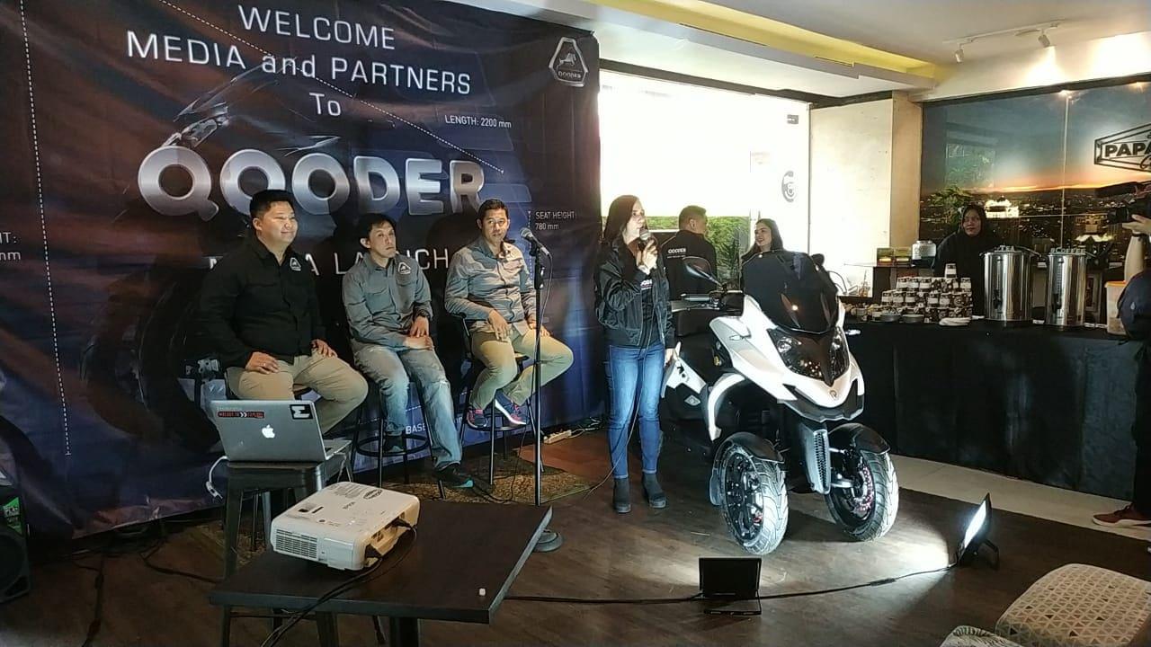 Indonesia Jadi Negara Pertama di Asia Tenggara yang Kenalkan Qooder