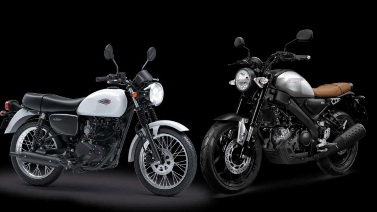 Perbandingan XSR 155 Melawan Kawasaki W175, Mana yang Terbaik?