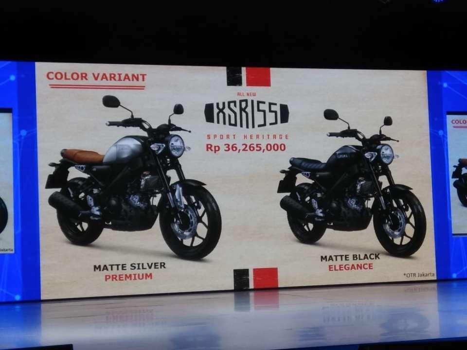 All New XSR 155 Diluncurkan di Indonesia, Ancaman Nyata Bagi W175