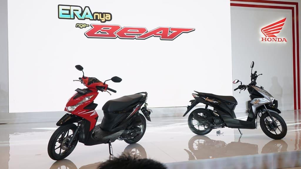 Ini Daftar Ubahan All New Honda BeAT Baru
