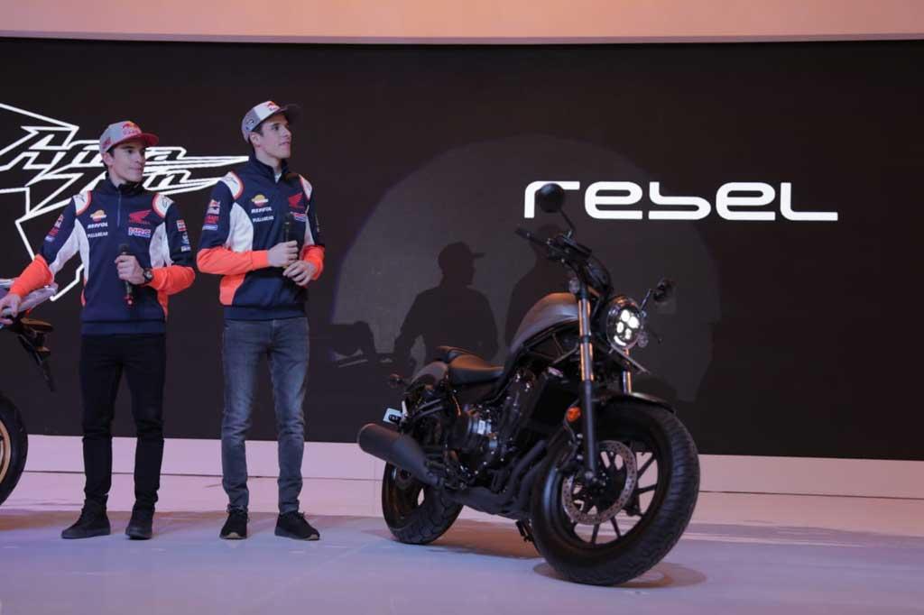 Honda Rebel Dijual Seharga Rp 169,2 Juta, Ini 4 Bagian Andalannya