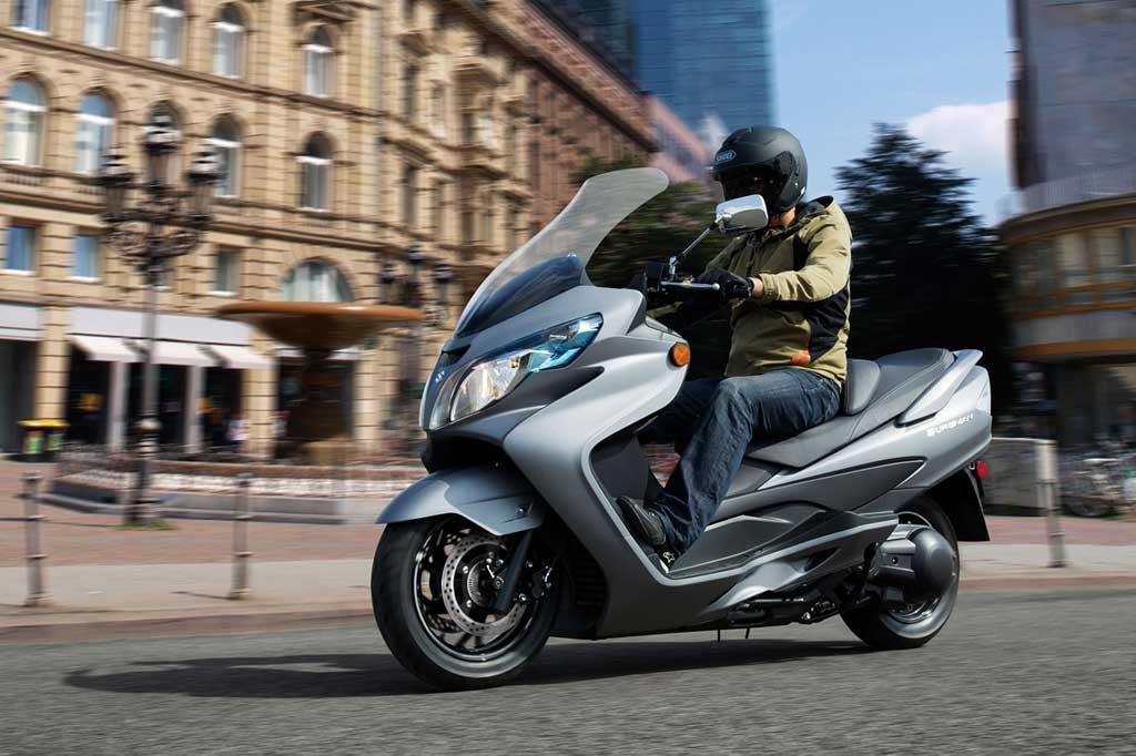 Suzuki Stop Penjualan Burgman, Ini Penyebabnya