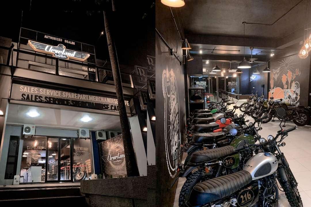 Cleveland Cyclewerks Buka Dealer Resmi di Ambon Maluku