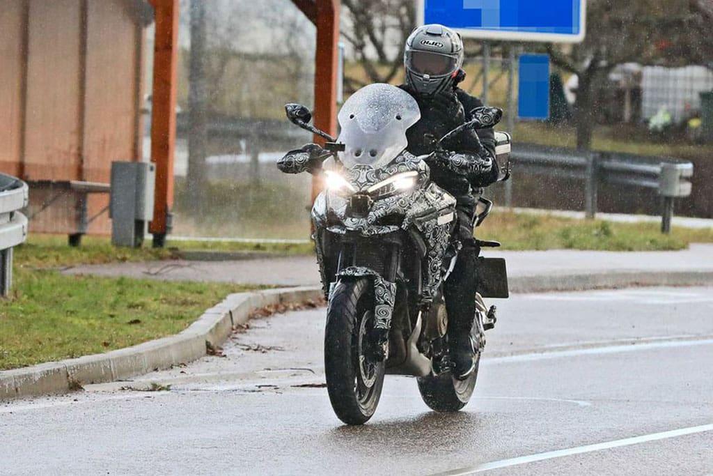 Ducati Multistrada 1200 Baru Bakal Gunakan Mesin Panigale V4