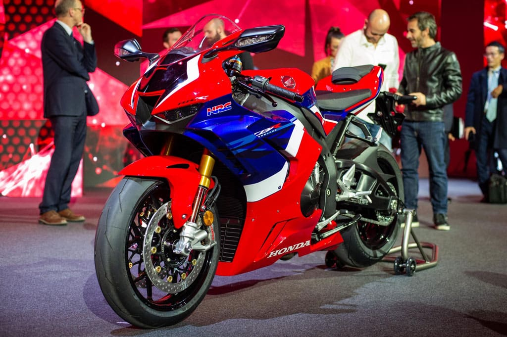 Honda CBR1000RR-R Fireblade SP Resmi Dijual, Harga Mulai Rp 334 Juta