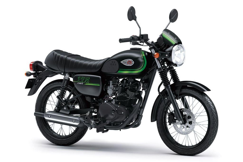 Kawasaki W175 Cafe MY 2020 Sudah Hadir, Harga Nggak Naik