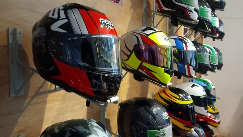 Antisipasi Virus Corona, RSV Helmet Ganti Cara Konsumen Fitting