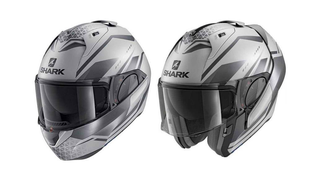 Shark Helmet Hadirkan Helm Modular EVO-ONE 2