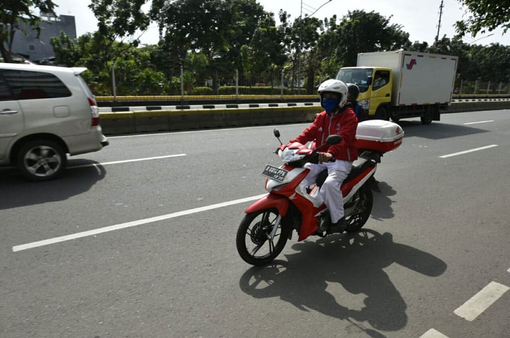 Rawat Motor Konsumen, Wahana Honda Tawarkan Program Home Servis