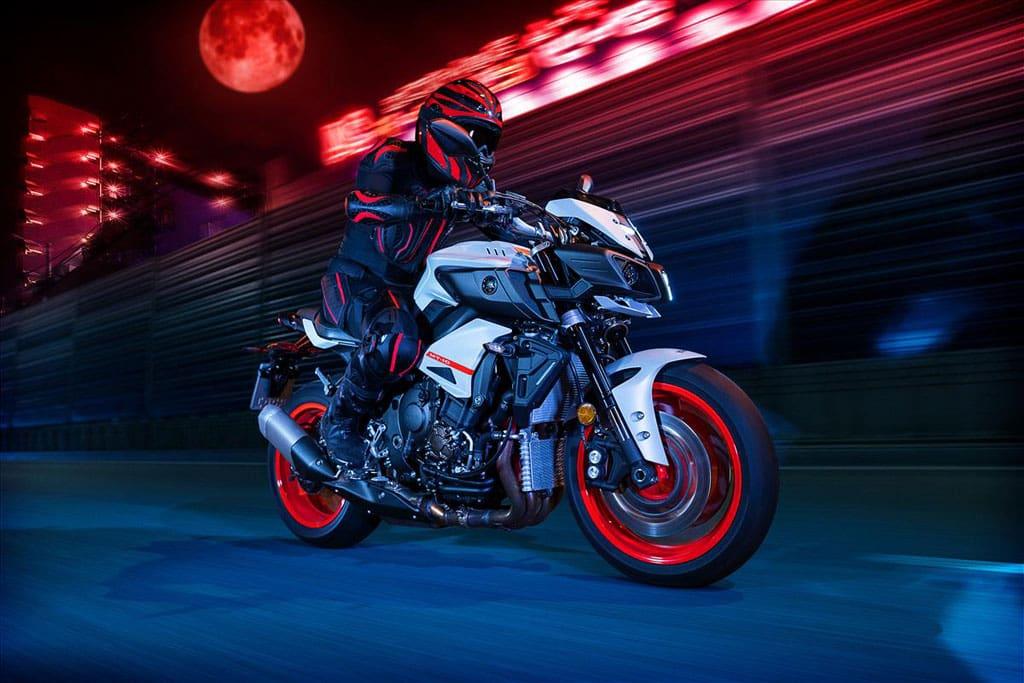 Yamaha MT-10 2020, Makin Sangar Dengan Warna Baru