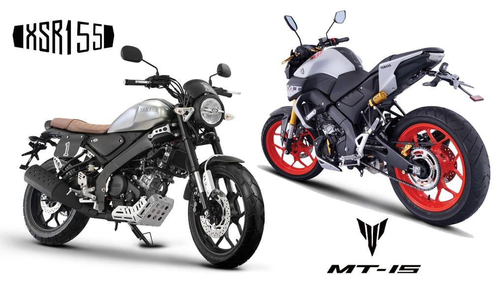 Mending Yamaha XSR155 Dibandingkan MT-15? Coba Cek Alasan Ini