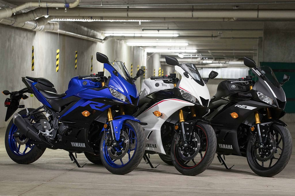Masalah Rem Depan, Ribuan Yamaha R3 Kena Recall