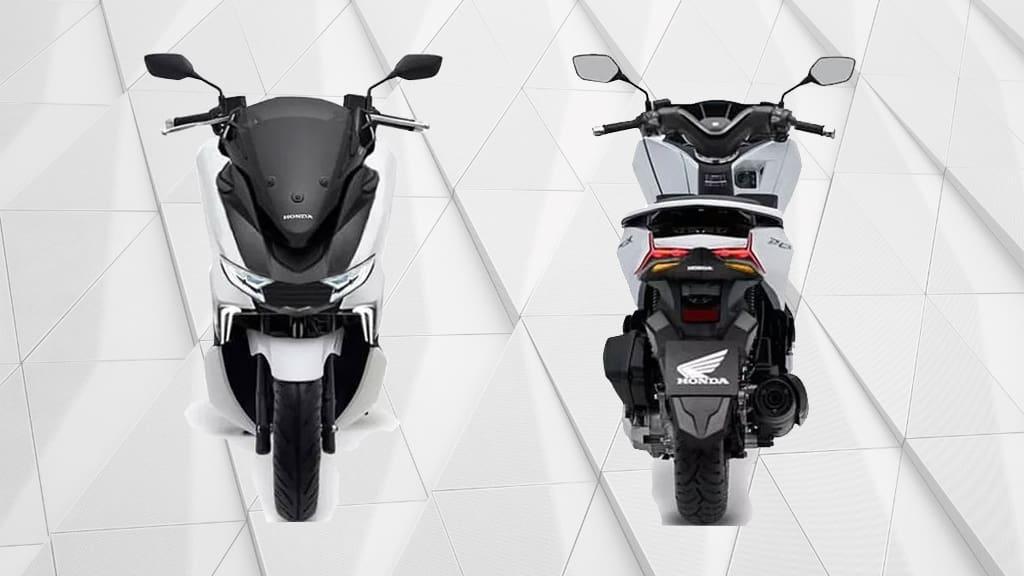 Next Honda PCX Bakal Hadirkan Mesin dan Fitur Baru