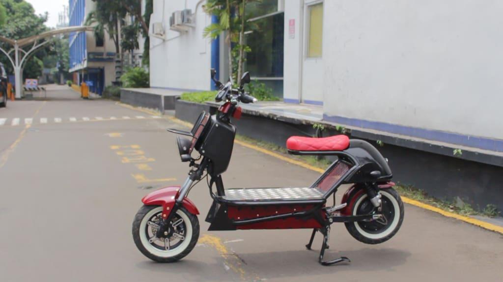 UBL CEV01, Motor Listrik Kreasi Universitas Budi Luhur