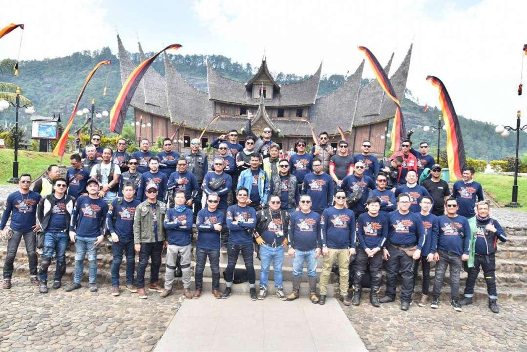 RAT Indonesia Rayakan HUT ke-5, Gelar 'Tour de West Sumatera'