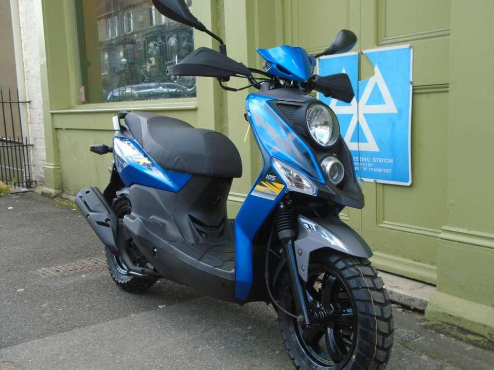 Ini Dia Lawan Sepadan Yamaha X-Ride 125