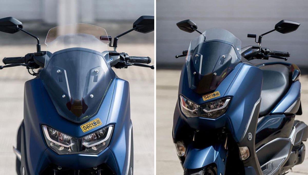 Tampil Keren dengan Pilihan Windshield Yamaha NMax