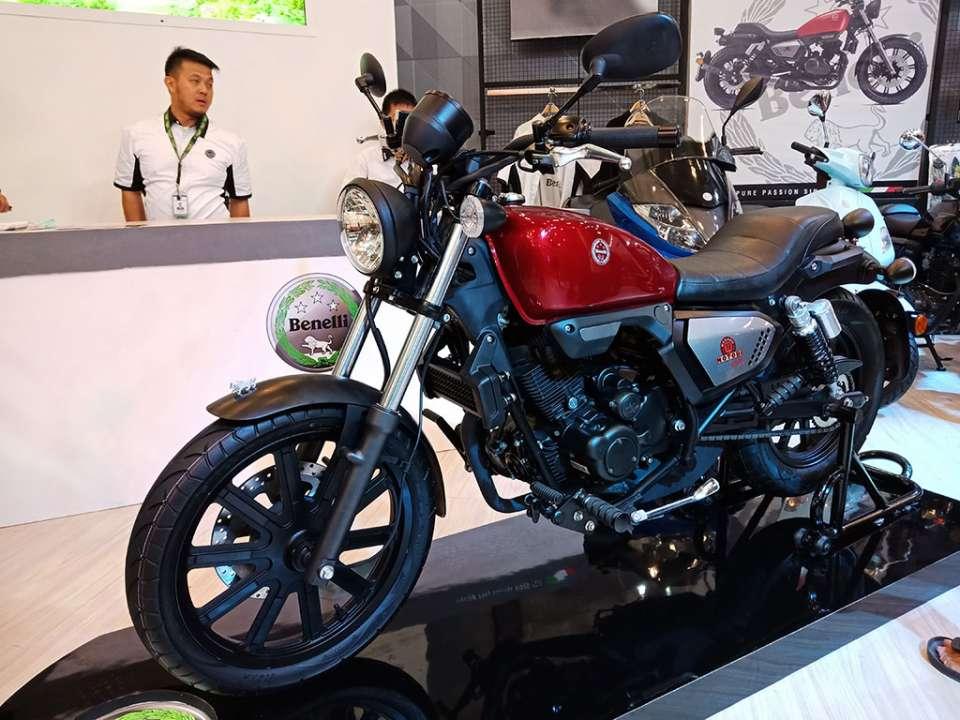 Benelli Motobi 200 Evo, Pilihan Penggemar Gaya Cruiser
