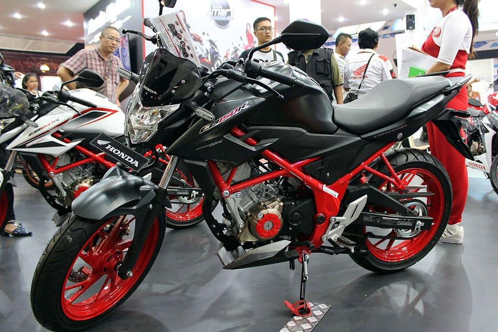 Skema Cicilan Baru Honda CB150R StreetFire, DP Minimal 15 Persen