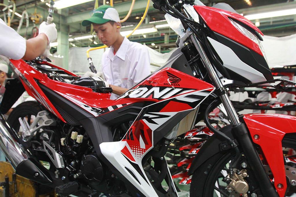 FEATURE: Sepak Terjang Honda Sonic 150R di Indonesia