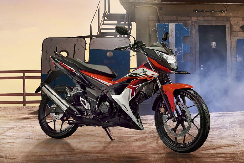 Coba Ini untuk Bikin Honda Sonic 150R Anda Makin Keren