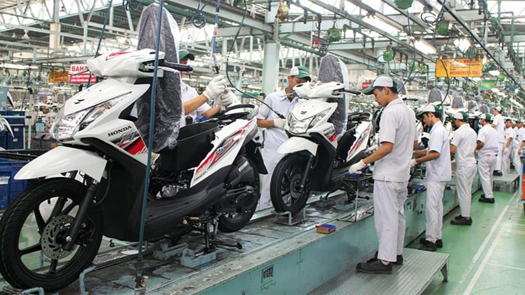 New Normal Industri Sepeda Motor Pasca COVID-19