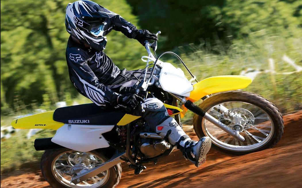 Suzuki DR-Z250 2020, Trail Lawas Yang Tetap Jadi Incaran
