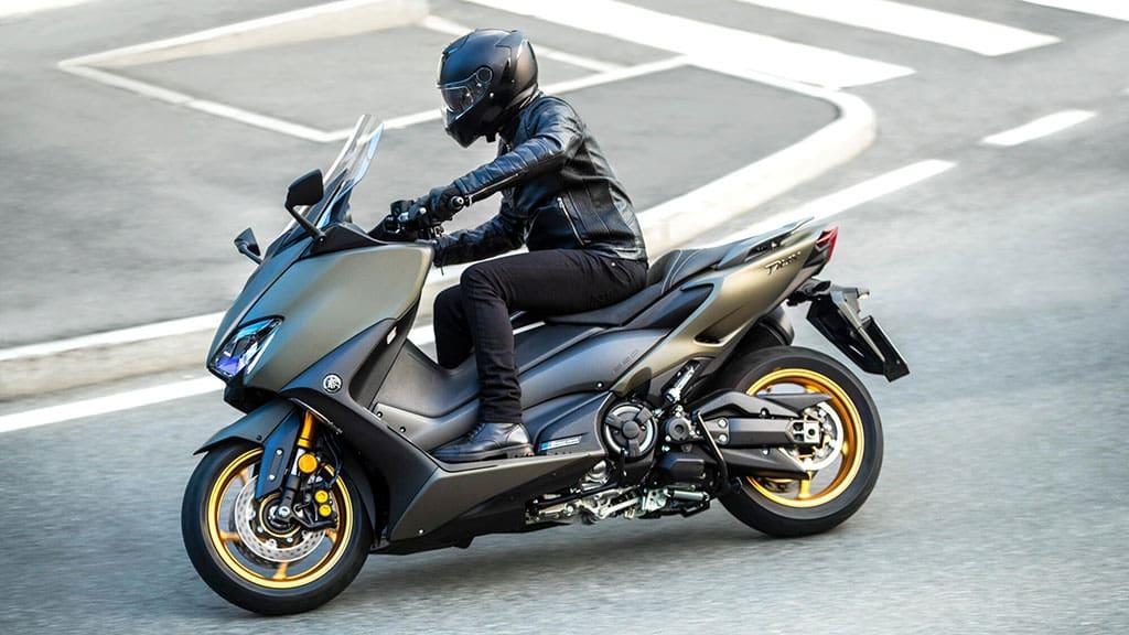 TMax Adventure Pesaing Honda X-ADV? Ini Kata Yamaha