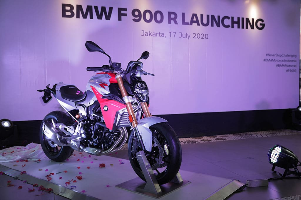 BMW F 900 R Diperkenalkan, Harga Rp 380 Juta