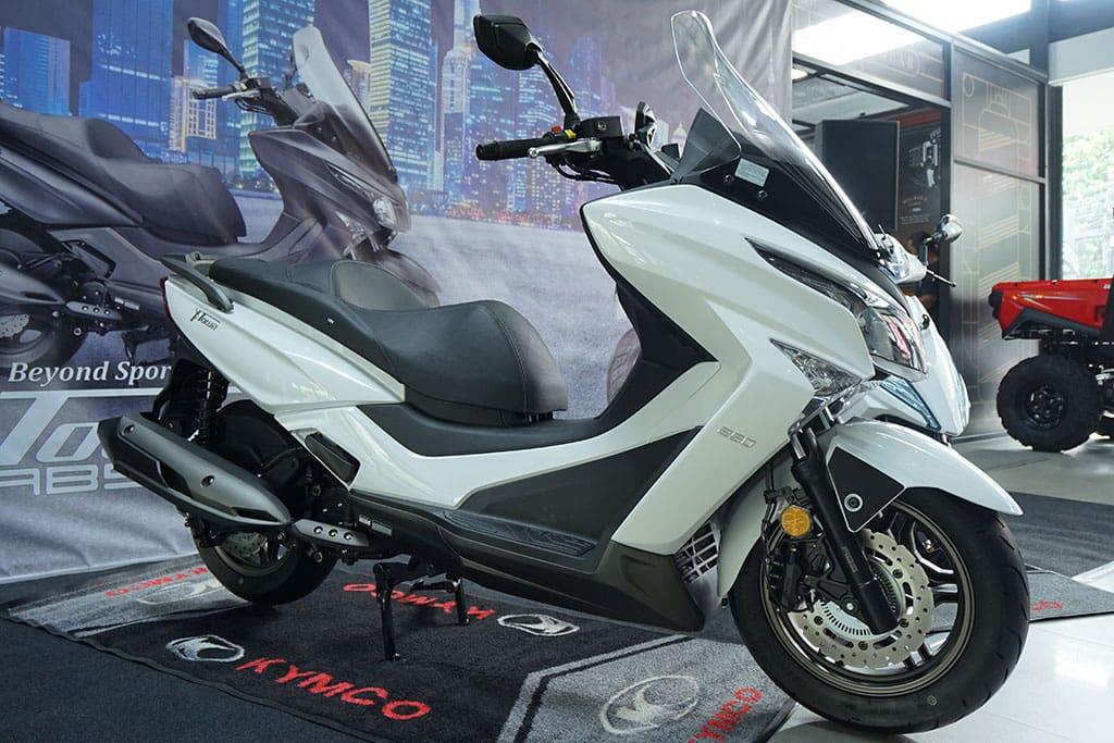 REVIEW: Kymco X-Town 250i, SI Bongsor Alternatif Pabrikan Jepang