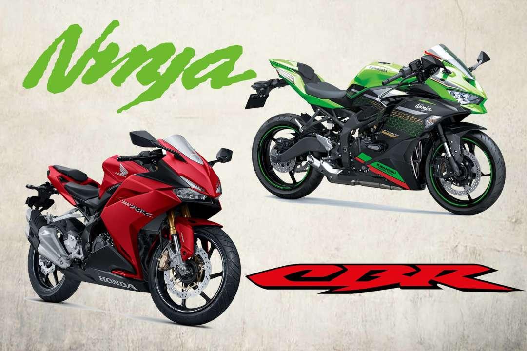 KOMPARASI: Kawasaki Ninja ZX-25R VS Honda CBR250RR