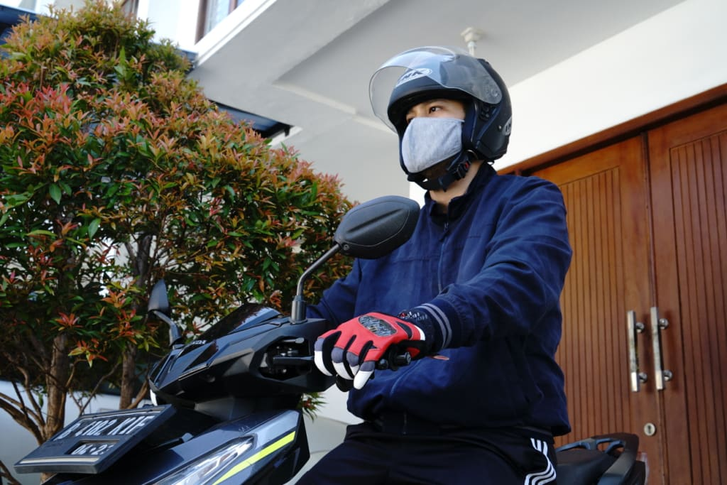 Ini yang Harus Dipersiapkan Bikers Sebelum Riding