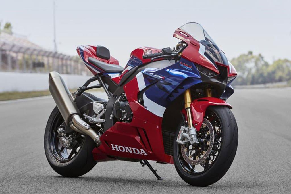 Honda CBR1000RR-R Fireblade Dijual di Indonesia, Harga Mulai Rp 990 Juta