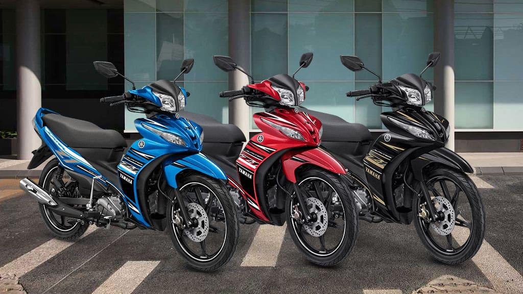 Yamaha Rilis Warna dan Striping Baru Jupiter Z1, Makin Sporty