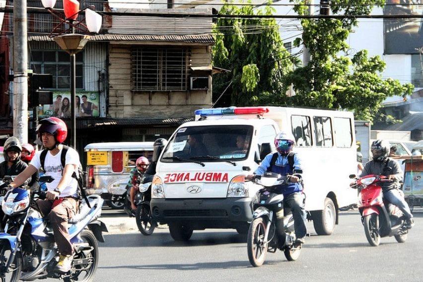 Ambulance, Manila